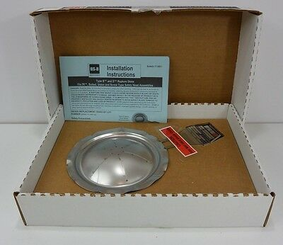 NIB BS&S Safety Systems 1206565 Rupture Disc - Lot#: 11004775-1