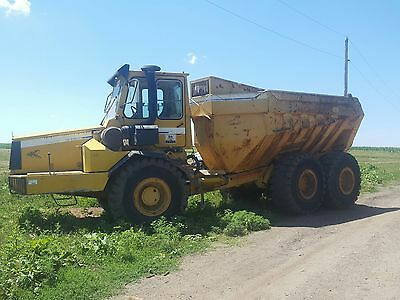 1997 MOXY MT30S3 6x6 Articulated Dump Truck, ready to work, runs great.
