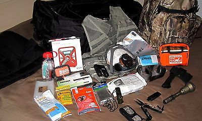 8d5bebda61 Ultimate Bug Out Bag Survival Kit w/Top of the Line components One of a