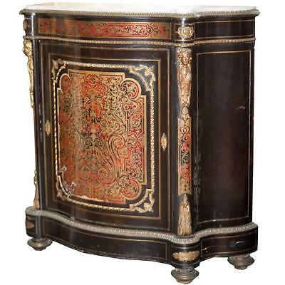 Charles-Guillaume Diehl Boulle Cabinet Lot 380