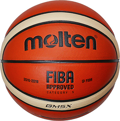 6x Molten Basketball BGM7X BGM6X BGM5X Ball package FIBA