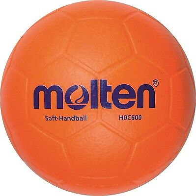 10 x Molten Foam ball H0C600 Elephant skin Children's orange