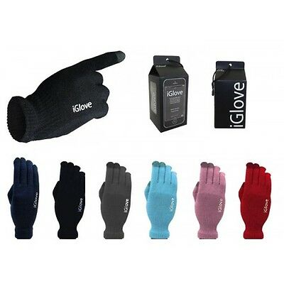 ***FREE SHIPPING***iGlove Weather Resistant Gloves For Touchscreen Device