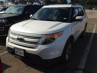 2013 Ford Explorer  2013 Ford Limited