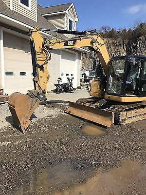 2010 Caterpillar 308D With Only 650 Hours