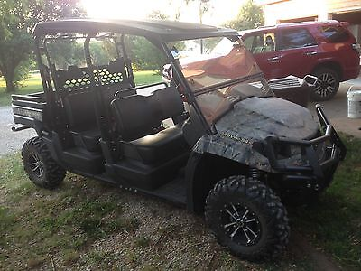 John Deere 550 Xuv S4 Double Seat Gator 2013 W/ 51.4 Hrs. Excellent Condition!