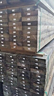 ACQ H4 Sleepers 200x50 3.0   (over 29 pieces)