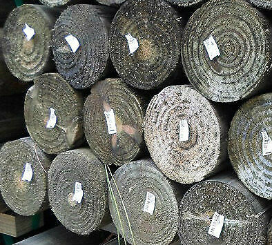 150mm x 3.0m ACQ Logs Pack of 14