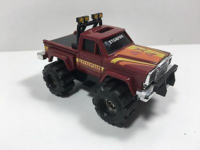 1980s Vintage Stomper 4x4 Jeep Pickup Honcho Two Speed -  NO RESERVE