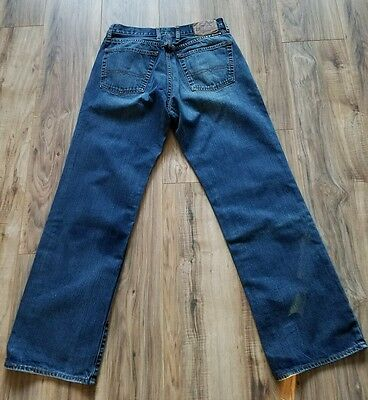 LUCKY BRAND DUNGAREES 181 Relaxed Straight Leg Men's 32x32 Excelllent Condition
