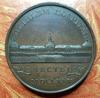 Great Britain Middlesex Kempson's BETHLEM HOSPITAL PENNY D&H 48 Uncirculated