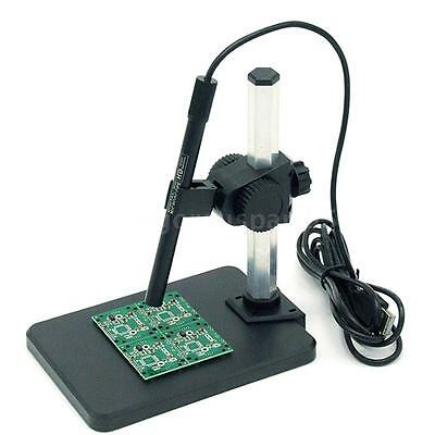 Electronic Microscope 1-600X Magnifying Magnifier 2.0MP Built-in 6LED Light U1A9