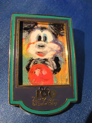 DISNEY 100 ONE HUNDRED MICKEYS PIN #64 Eric Robison