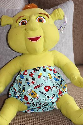HANDMADE DIAPER/NAPPY COVER PANTS 12-24 MONTHS(UNISEX) hospital