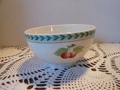 Villeroy & Boch French Garden Fleurence Round Rice Cereal Soup Bowl