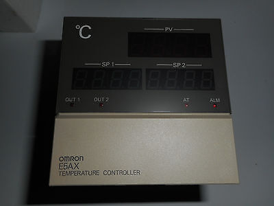 Omron E5Ax-Daa Temperature Controller Model  New 0-240Vac 50/60Hz 18Va