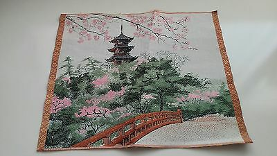 Pretty  chinese oriental embroidery woven picture