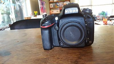 Nikon D610 24.3 MP Digital SLR Camera - Black (Body Only)