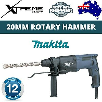 Makita MT Series 20mm 710w Rotary Hammer Drill
