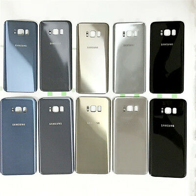 OEM Housing Back Rear Glass Case Battery Door Cover For Samsung Galaxy S8 +plus