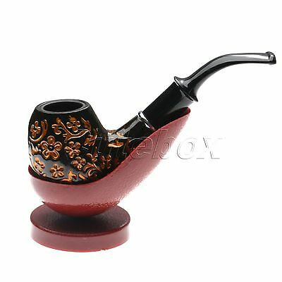 Collectable 20mm Dia. Resin Cigarette Tobacco Cigar Smoking Pipes Gorgeous Retro