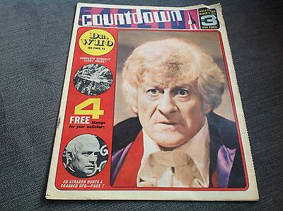 COUNTDOWN - Vintage Comic - No.3 - March 6, 1971 - DR.WHO
