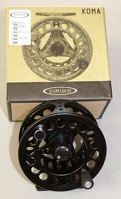 Vision Koma Large Arbor Reel  from  £70 post free