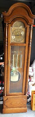 Howard Miller Grandfather Clock, 610-309, Retired, Triple-Chime, Awesome Chimes