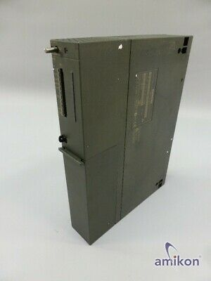 Siemens Simatic S7 Zentralbaugruppe 6ES7414-3XJ04-0AB0 E-Stand: 02