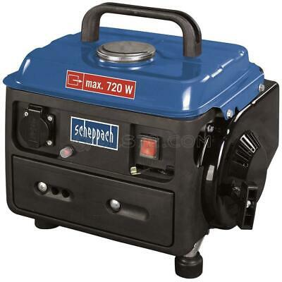 230V Generator Portable 720 W Two Socket Scheppach Sg950