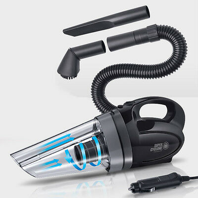 Fouring NZ702 Super Cyclone Vehicle Vacuum Cleaner 12V Portable Handheld Car