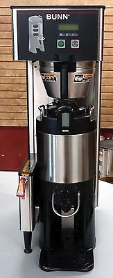 Bunn Single TF DBC Thermofresh Digital Coffee Brewer Maker w/ faucet