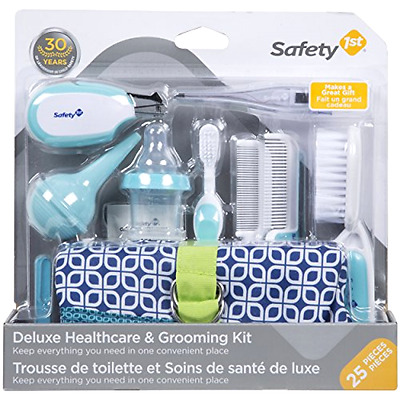 Newborn Health Care Grooming Kit Set Storage Travel Nursery Baby Healthcare