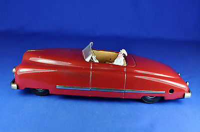 Modelauto / modelcar: JNF Favorit, rot / red, 1949-1955, U.S. Zone Germany