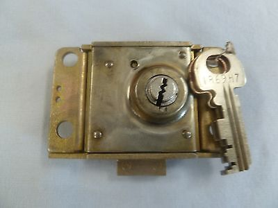 Western Electric 30C Payphone Lock w/ 1 Key AT&T 30 C Pay Phone Single & 3 Slot