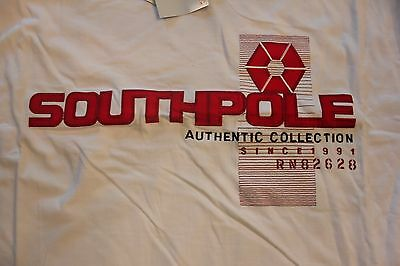 Men's South Pole T-Shirt - Size 4XL - New With Tags