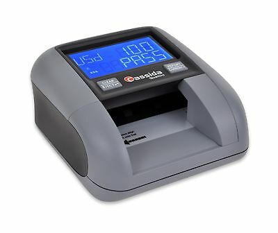 """Cassida Quattro """"4 Orientation"""" Automatic Counterfeit Detector with Battery"""