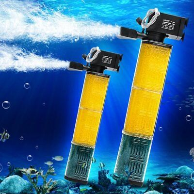 25W 1200L/H Submersible Internal Filter Filtration Aquarium Fish Tank Water Pump