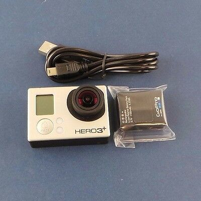 Gopro / GOPRO Hero 3 + Plus Camera Camcorder Black Edition With Battery #458Gob
