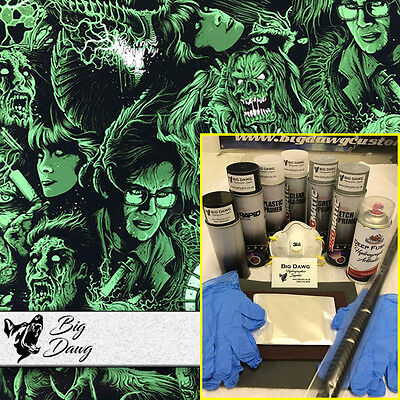 Hydro dipping Hydrographics home starter Dip Kit - Mad Scientist (DK-SKU19)