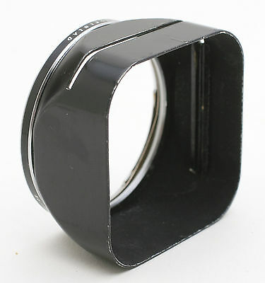 Used Hasselblad Bay 50 Lens Hood for 80mm F/2.8 C Lens With Filter Slot