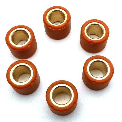 GY6 110 125 150 Performance Variator Roller Weights 17 gram 18x14 mm Scooter