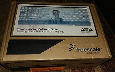 Freescale Semiconductor Tssevb Mc9S08, Touch Sensing Software, Evaluation Board