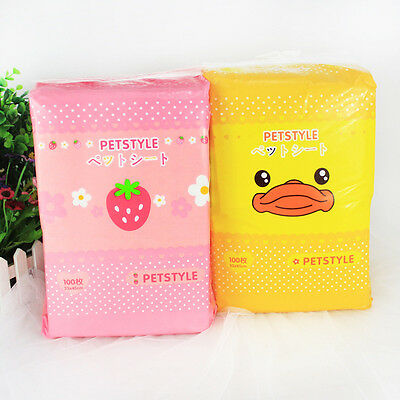 Dog Diaper Soft Pet Disposable Absorbent Puppy Physiological Period Diapers S