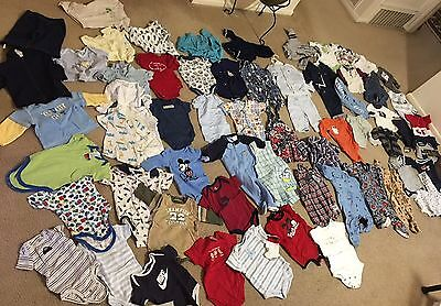 Lot Of Baby Clothes 6 To 12 Months