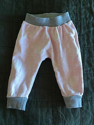 SEED girls track pants 3-6mth