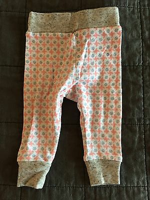 SEED newborn leggings - newborn size