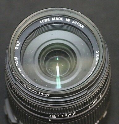 Sigma DC 18-250mm f/3.5-6.3 OS HSM Lens For Canon