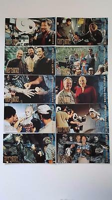1996 Star Trek First Contact Behind the Scenes BS1-BS10 set NM/Mint condition