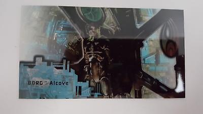 1996 Star Trek First Contact Techno Cell Card Borg Alcove B8 NM/Mint cond